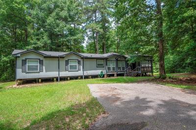 San Jacinto County Single Family Home For Sale: 210 Hickory Court