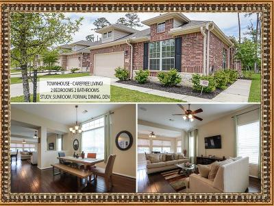 Humble Single Family Home For Sale: 7223 S Boulder Cliff Lane