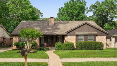 Spring Single Family Home For Sale: 18010 Woodgum Drive
