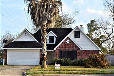 Humble TX Single Family Home For Sale: $114,900