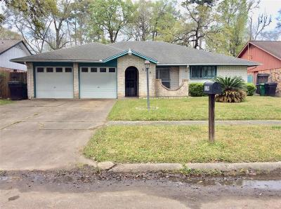 Single Family Home For Sale: 8319 Bigwood Street
