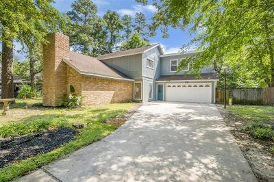 Tomball Single Family Home For Sale: 15706 Artoys Drive