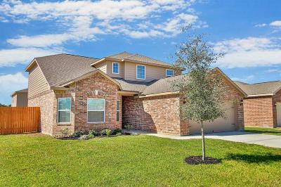 Conroe Single Family Home For Sale: 7703 Dragon Pearls Court