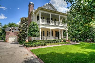 Montgomery Single Family Home For Sale: 171 Windfair Loop