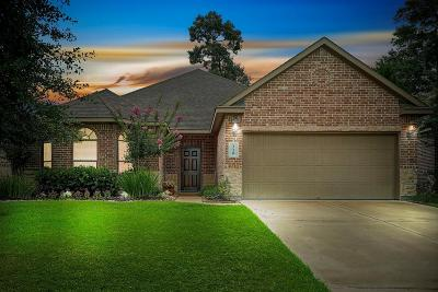 Conroe TX Single Family Home For Sale: $238,000