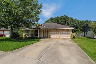 League City Single Family Home For Sale: 609 Landing Boulevard