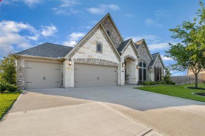 Rosenberg Single Family Home For Sale: 1735 Callaway Cove Court