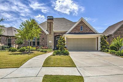 Katy Single Family Home For Sale: 26907 Camirillo Creek Lane