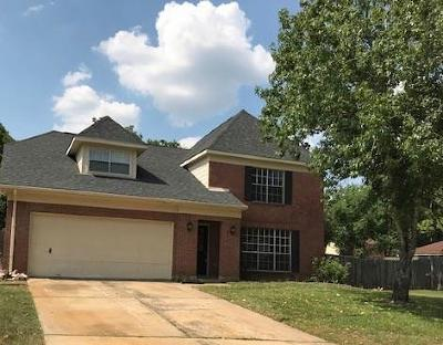 Sealy Single Family Home For Sale: 320 Meadowlark Circle