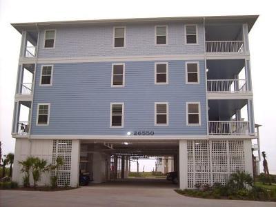 Galveston Condo/Townhouse For Sale: 26560 Bay Water Drive #202