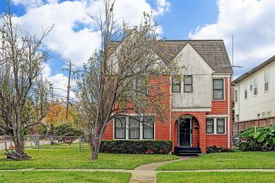 Houston Single Family Home For Sale: 2201 Branard Street