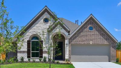 New Caney Single Family Home For Sale: 23513 Kenworth Drive