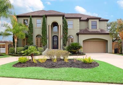 Houston TX Single Family Home For Sale: $1,325,500