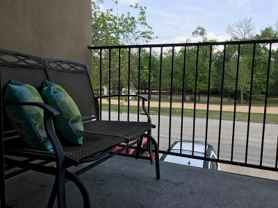 Seabrook Condo/Townhouse For Sale: 3300 Pebblebrook Drive #72
