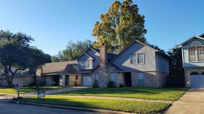 Houston TX Single Family Home For Sale: $187,000
