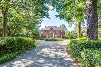 Tomball Single Family Home For Sale: 17626 Seidel Road