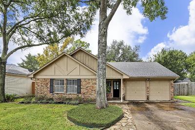 Houston Single Family Home For Sale: 12654 Westella
