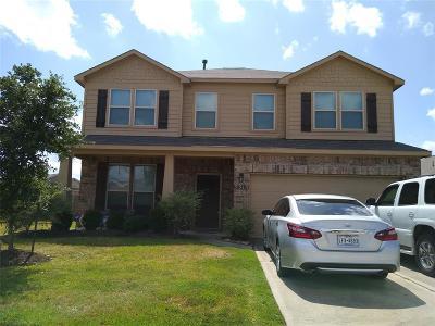Katy Single Family Home For Sale: 5315 Nero Lake Drive