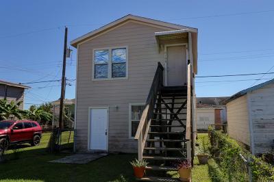 Galveston Multi Family Home For Sale: 5109 Avenue L