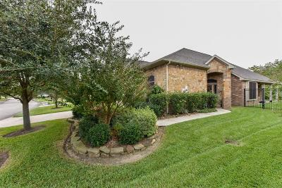 Pearland Single Family Home For Sale: 1240 N Riviera Circle