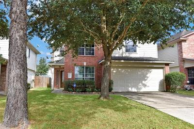 Tomball Single Family Home For Sale: 20230 Evening Primrose Lane