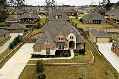 Magnolia Single Family Home For Sale: 12519 Savage Court