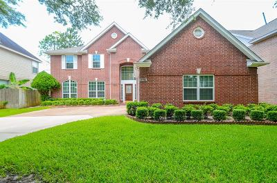Sugar Land Single Family Home For Sale: 2358 Plantation Bend Drive