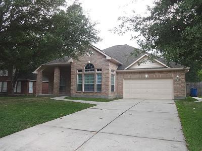 Willis Single Family Home For Sale: 12211 Sagittarius Drive