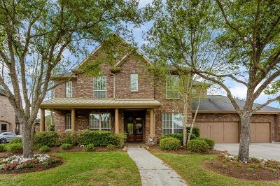 Friendswood Single Family Home For Sale: 1710 Hunters Forest