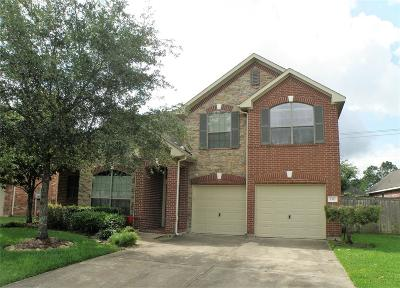 League City Single Family Home For Sale: 3311 Creek Gate Drive