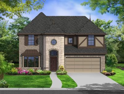 Fulshear Single Family Home For Sale: 28215 Long Mill Ln