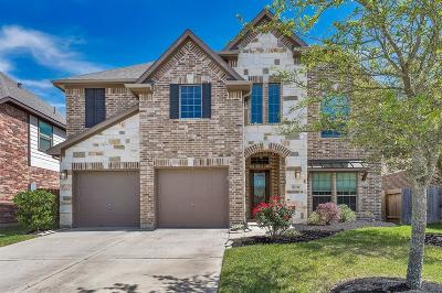 Cypress Single Family Home For Sale: 16714 Radiant Lilac Trail