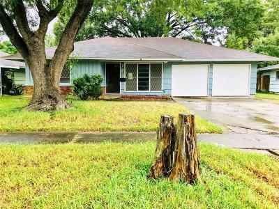 Houston TX Single Family Home For Sale: $169,995