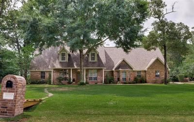 Magnolia Single Family Home For Sale: 25817 Bridle Creek Drive N