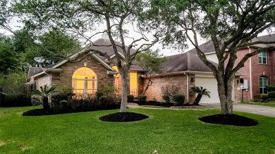 Single Family Home For Sale: 4510 Biscayne Bend Lane