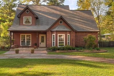 Tomball Single Family Home For Sale: 9917 Kleppel Road