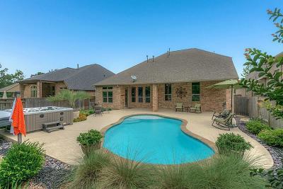 Montgomery Single Family Home For Sale: 107 Caroline Corner Court