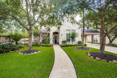Friendswood Single Family Home For Sale: 3121 Indian Summer Trail
