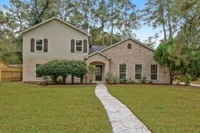 Houston Single Family Home For Sale: 1214 Woodchurch Lane