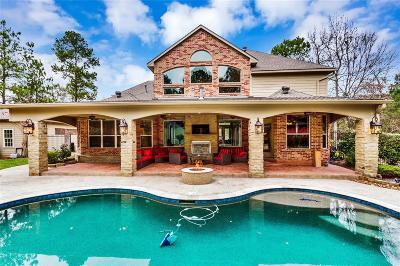 Magnolia Single Family Home For Sale: 12019 Oak Cluster E