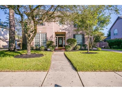 Katy Single Family Home For Sale: 23306 Prairie Pebble Court