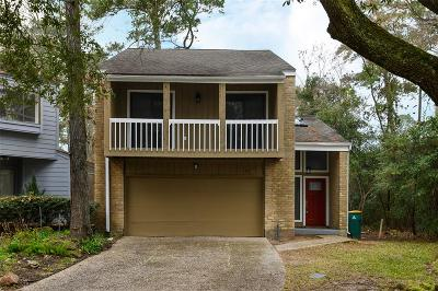 The Woodlands Single Family Home For Sale: 19 Leisure Lane