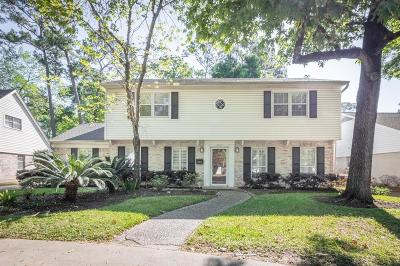 Memorial Single Family Home For Sale: 810 N Wilcrest Drive