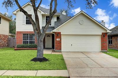Dickenson, Dickinson Single Family Home For Sale: 210 Mammoth Springs Lane