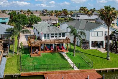 Bayou Vista Single Family Home For Sale: 625 Warsaw Street