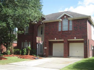Fort Bend County Single Family Home For Sale: 4123 Vaughn Creek Court