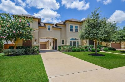 Katy Single Family Home For Sale: 3906 Nottingham Bluff Lane