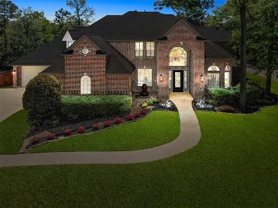 The Woodlands Single Family Home For Sale: 19 Hunters Crossing Court