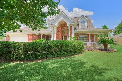 Montgomery Single Family Home For Sale: 20272 Havenshire Drive