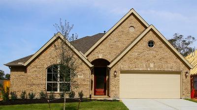 New Caney Single Family Home For Sale: 23635 Crossworth Drive